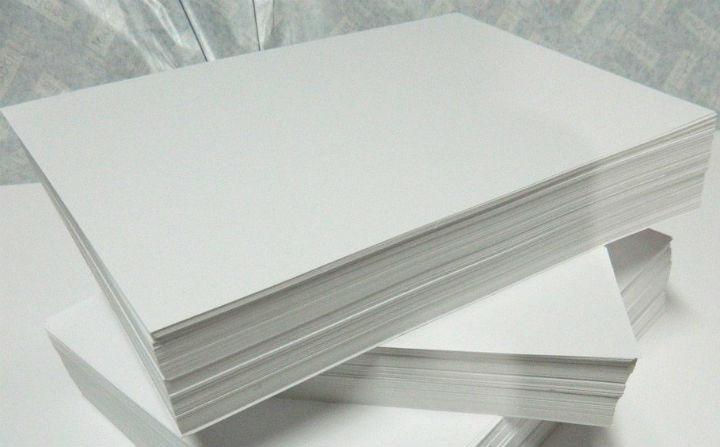 Reciclagem de papel couchê