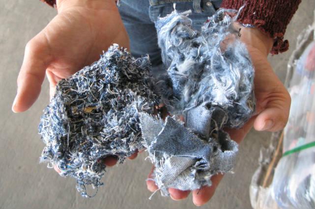 reciclagem de tecido