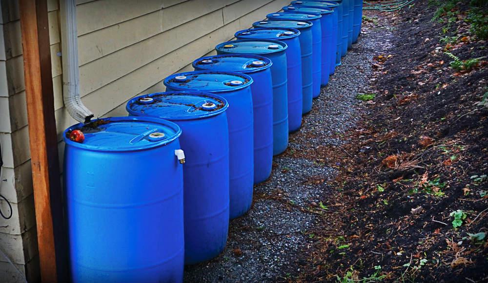 reutilização de água