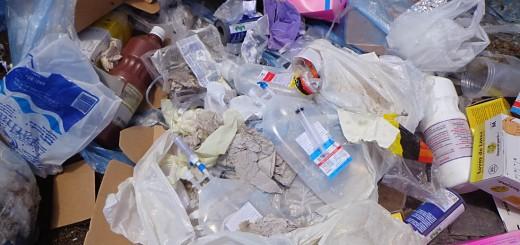 Hospitalar lixo