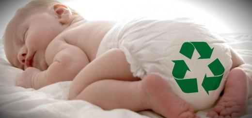 Reciclagem de fraldas