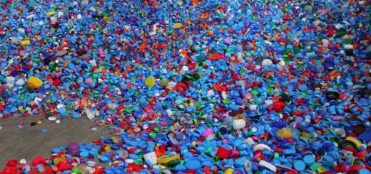 Reciclagem industrial de plásticos