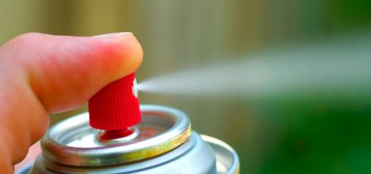 Reciclagem de aerossol