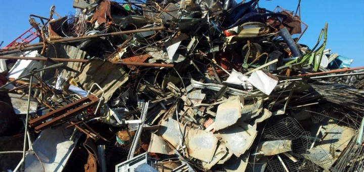 Reciclagem de aço