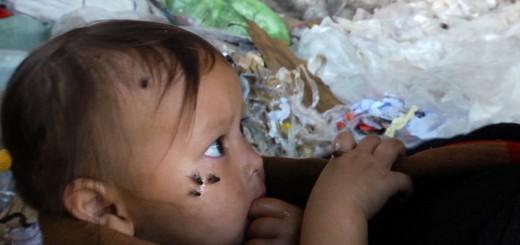 Lixo tóxico na China