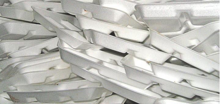 reciclagem de isopor