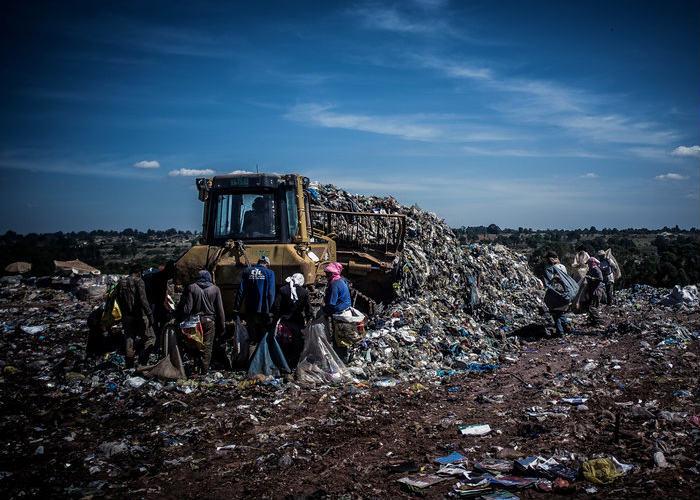 Brasília tem o maior lixão da América do Sul