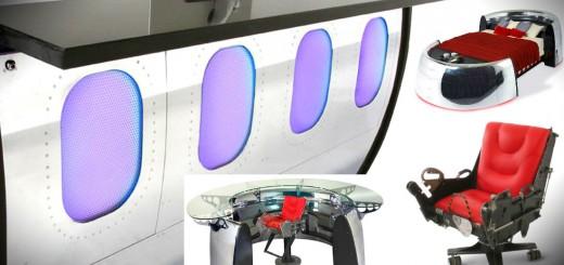 reciclagem-de-aviao-fuselagem-recepcao