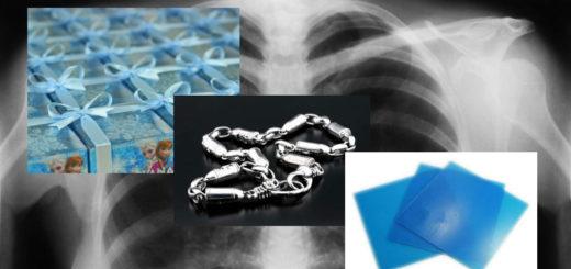 reciclagem de radiografias