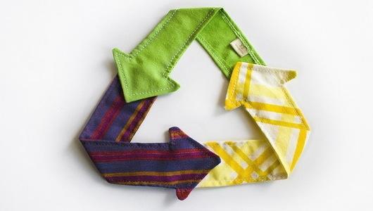 Tecidos sustentáveis e reciclados